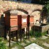 Unsere Bienen am Filmset